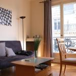 Apartment Balzac1, Paris