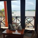 Houayxai Riverside Hotel (Phonevichit Guesthouse), Ban Houayxay