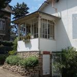 Maison des Palmettes, La Baule