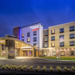 Fairfield Inn & Suites By Marriott Sioux Falls Airport,  Sioux Falls