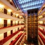 Borodino Hotel, Moscow