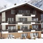 Haus Alpenrose, Saas-Fee