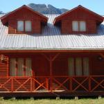 Cabañas Antu Majen, Coñaripe