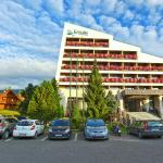 Kontakt Wellness Hotel, Tatranská Lomnica