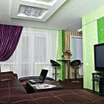 Richhouse on Alihanova 40, Karagandy