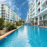 My Resort Huahin A101 Duplex Apartment with Pool View,  Hua Hin