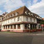 Hotel Pictures: Au Nid De Cigognes, Ostheim