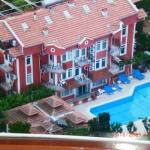 Red Rose Hotel,  Oludeniz