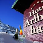Fotos do Hotel: Arlberghaus, Zürs am Arlberg