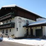 Hotel Pictures: Pension Haus am Dorfplatz, Flachau