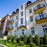 Hotel Jagiellonka, Krynica Zdrój