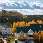 Biatlonnaya Hotel, Khanty-Mansiysk