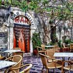 Casa Gilda, Graniti