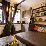 Apartment on Kovenskiy, Saint Petersburg