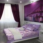 Apartment Purple Manhattan, Zheleznodorozhnyy