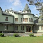 Orion Hotel (10km to Lviv center), Ryasne-Ruske