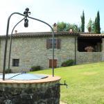 Villa Bacche Rosse, Poppi