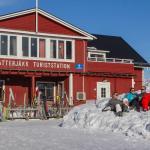 Katterjokk Turiststation, Riksgränsen