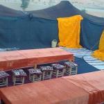 Erg Sahara Camp, Lac Yasmins
