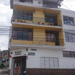 The Quito Guest House with Yellow Balconies, Quito