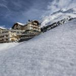 Hotellikuvia: Alpenaussicht, Obergurgl