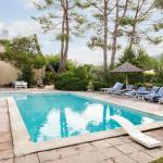 Provencal villa between Alpilles & Luberon, Alleins