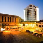 Thumrin Thana Hotel,  Trang