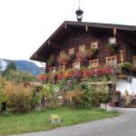 Hotellikuvia: Steinerbauer, Dorfgastein