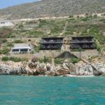 Hotelbilleder: Seaside Duplex Stone Villa, Qeparo