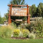 Pony Express Motel, Jackson