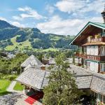 Tennerhof Gourmet & Spa de Charme Hotel, Kitzbühel