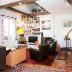 Le Marais - House Town 5 persons, Paris