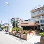 Hotel Lebed, Ohrid