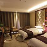 Zhang Ye Ding He Internationla Hotel,  Zhangye