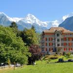 Hotel Pictures: Hotel Berghof Amaranth, Wilderswil