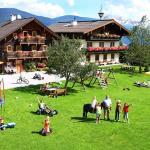 Foto Hotel: Kinder-Bauernhof Ederbauer, Flachau