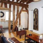 Modern apartment in Saint-Germain - 3 persons,  Paris