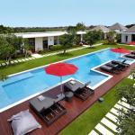 Villa Malaathina - an elite haven, Canggu