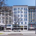 Novum Hotel Kronprinz Hamburg Hauptbahnhof, Hamburg