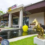 NP Hotel,  Buriram