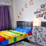 Short Term Rental Apartment Heze Qingnian Road No. 4 Branch,  Heze