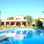Villa la Doganella, Pitigliano