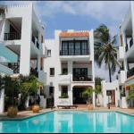 Wayside Beach Apartments, Diani Beach