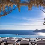Myconian Utopia Resort, Elia Beach