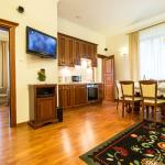 Apartament Sezamowy i Bursztynowy Willa Radowid, Zakopane