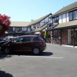 Tudor Court Motel,  Christchurch