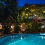 Le Tigre Hotel,  Siem Reap