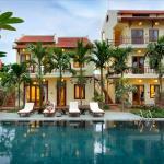 Villa Orchid Garden Riverside, Hoi An