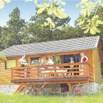 Hotelbilleder: Holiday home Heure 234, Heure