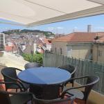 Terrace View in Chiado, Lisbon
